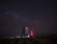 La zone de lancement d'Ariane 6 sous les étoiles